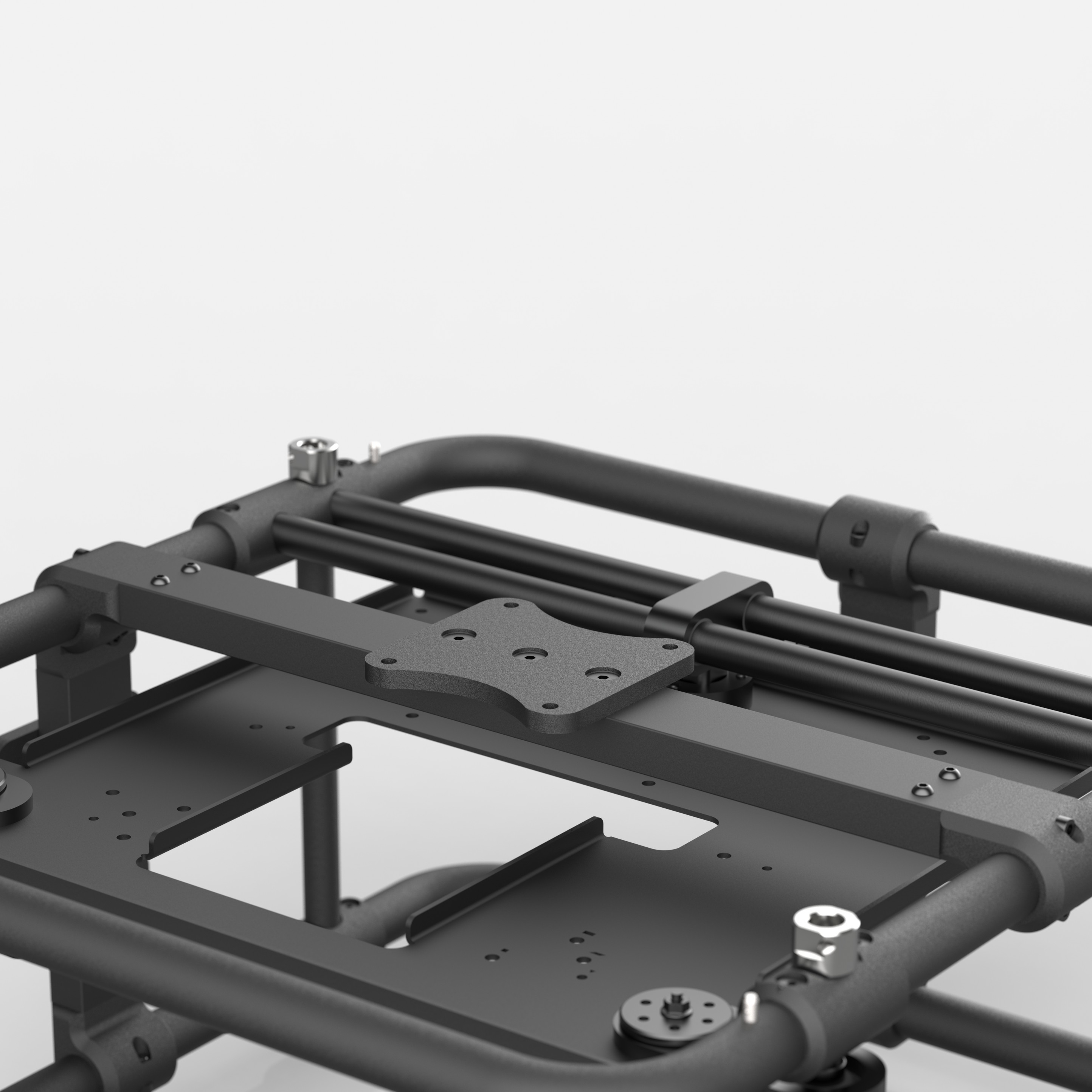 Rigtec Air Frame Projector Rental Frame Mounting Plate
