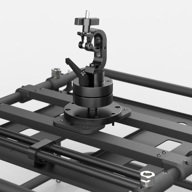 Rigtec Air Frame X-20 Projector Frame Atom Grip